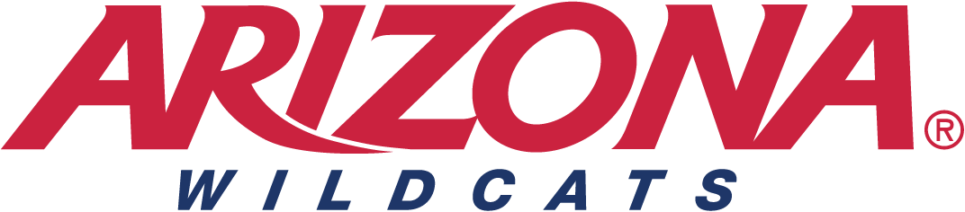 Arizona Wildcats Logo Logos 1072x236