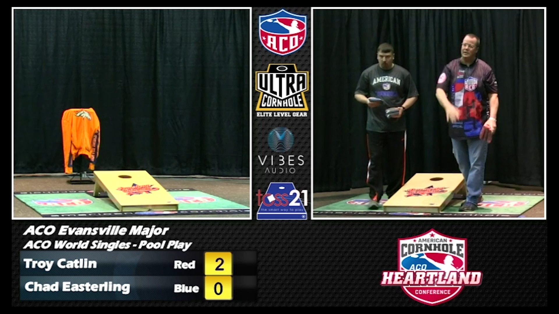 Evansville 13 Singles Pool   Troy Catlin vs Chad Easterling aco 1920x1080