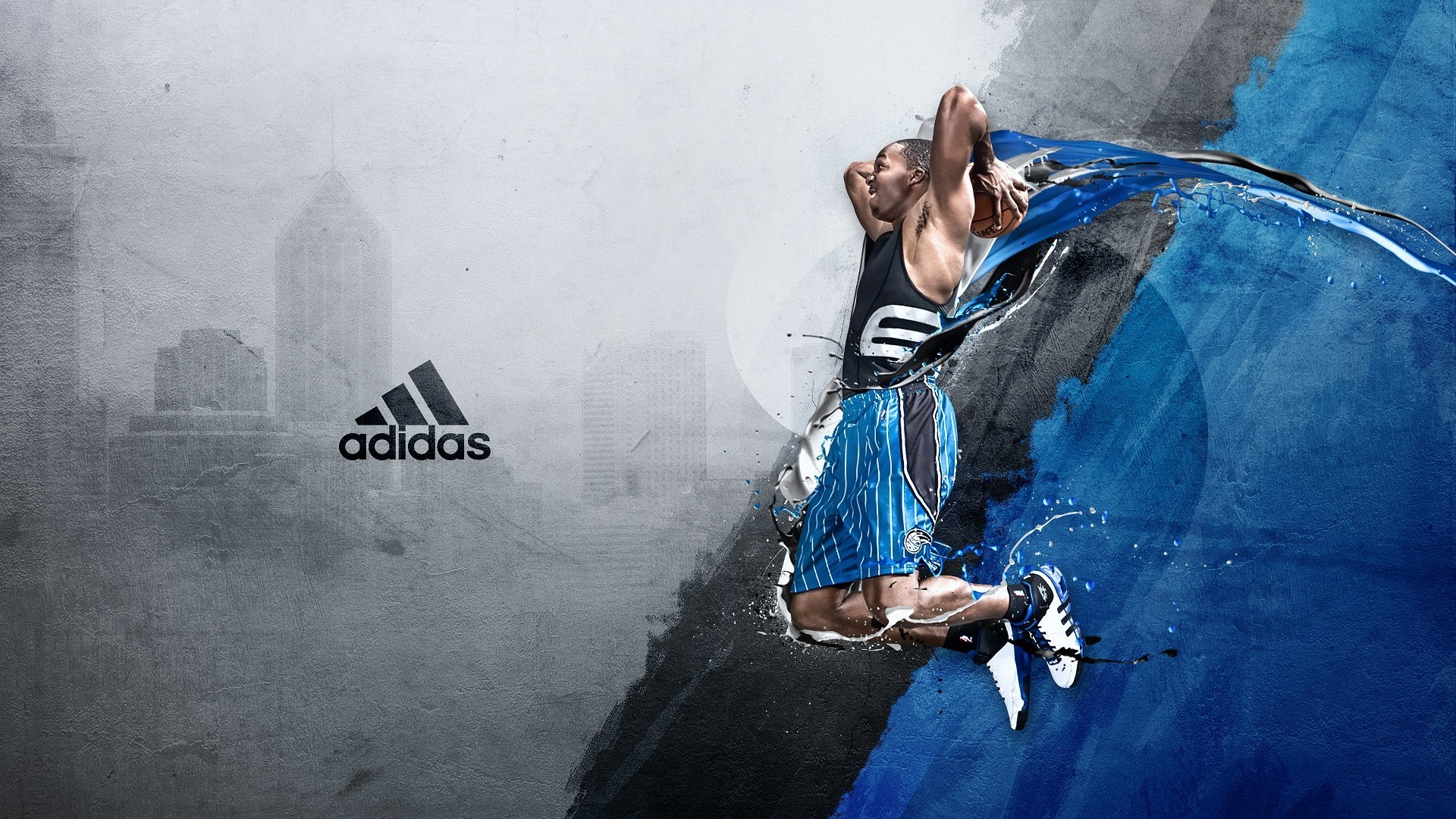 Adidas Basketball HD Desktop Wallpaper HD Desktop Wallpaper 1920x1080