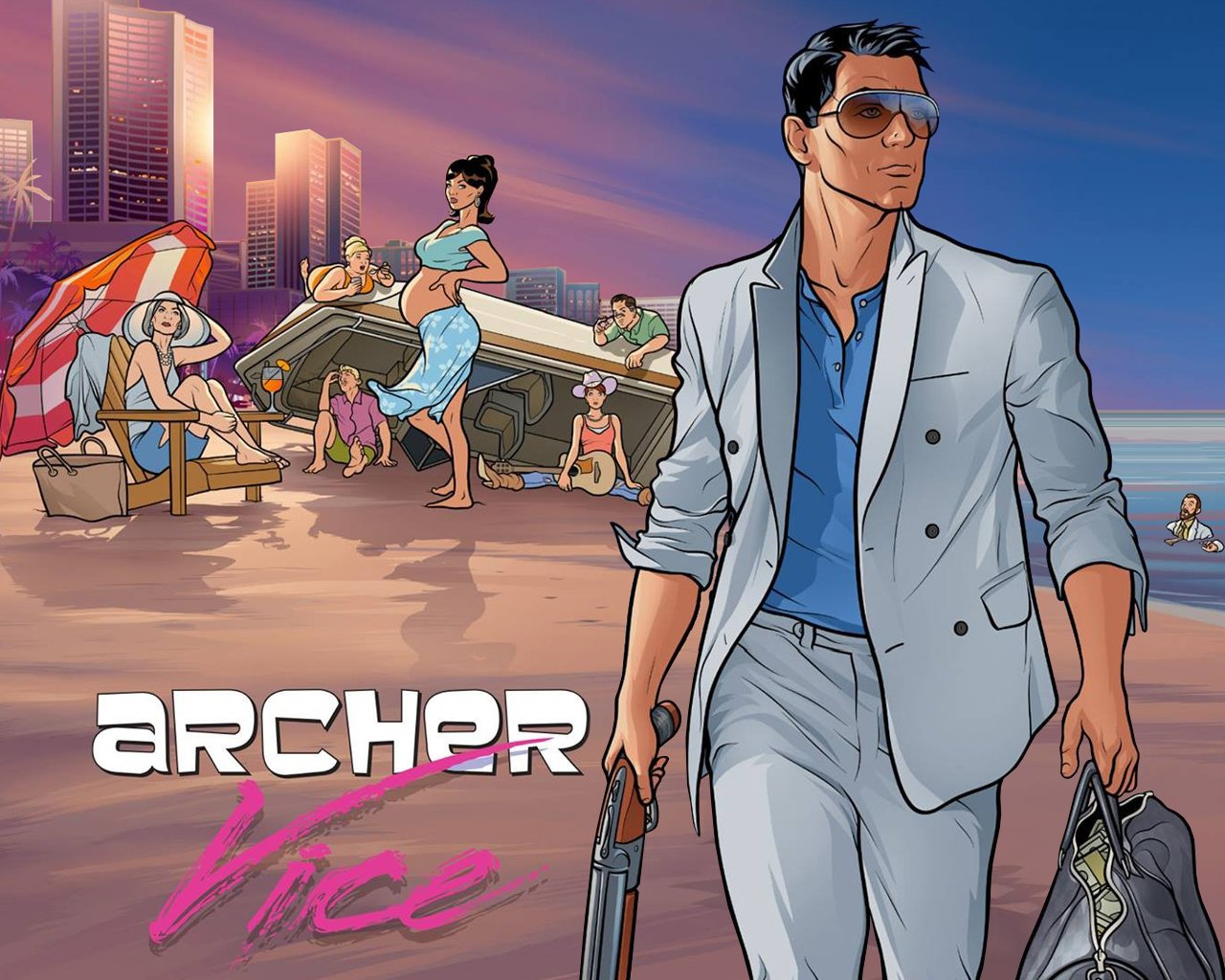 Archer Season 5 A Few Secrets Declassified One of Us 1280x1024
