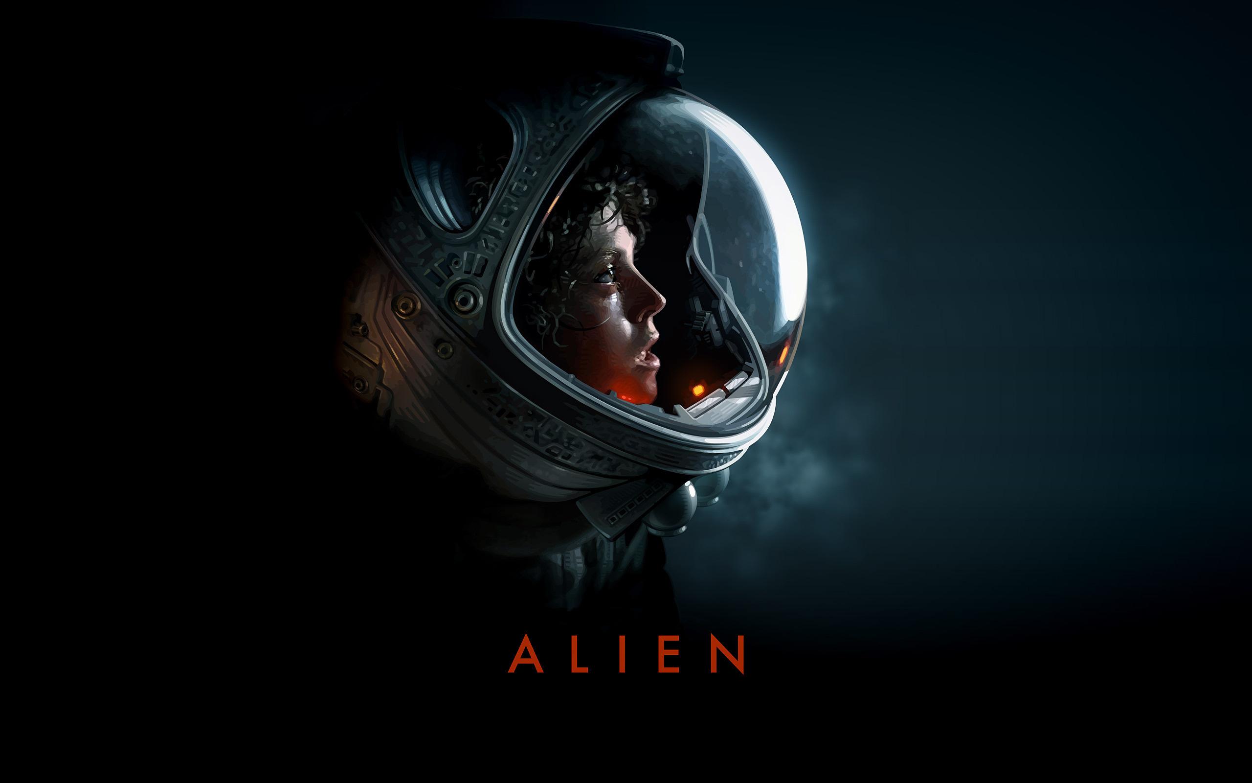 Desktop Alien HD Wallpapers 2560x1600