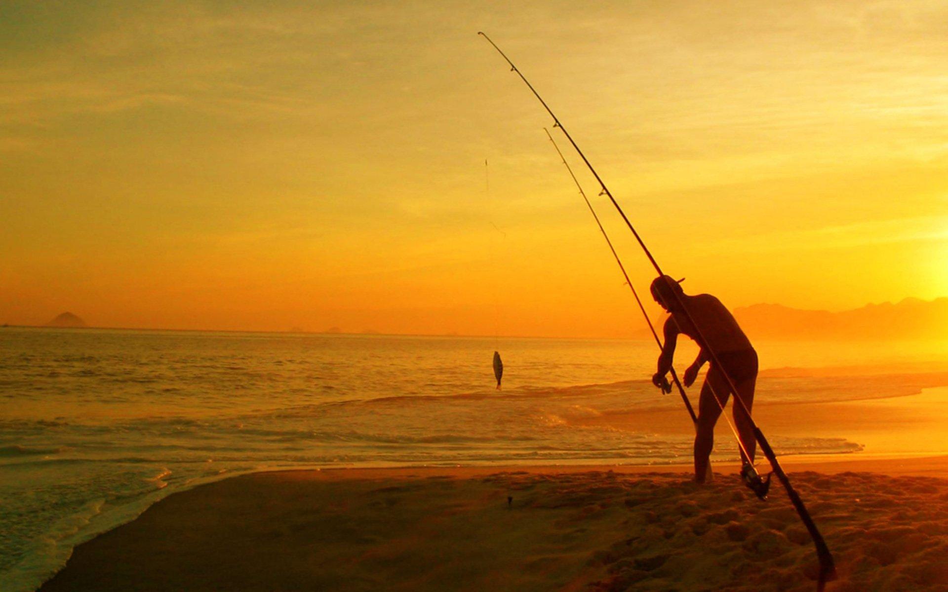 Фоновая музыка рыбалка