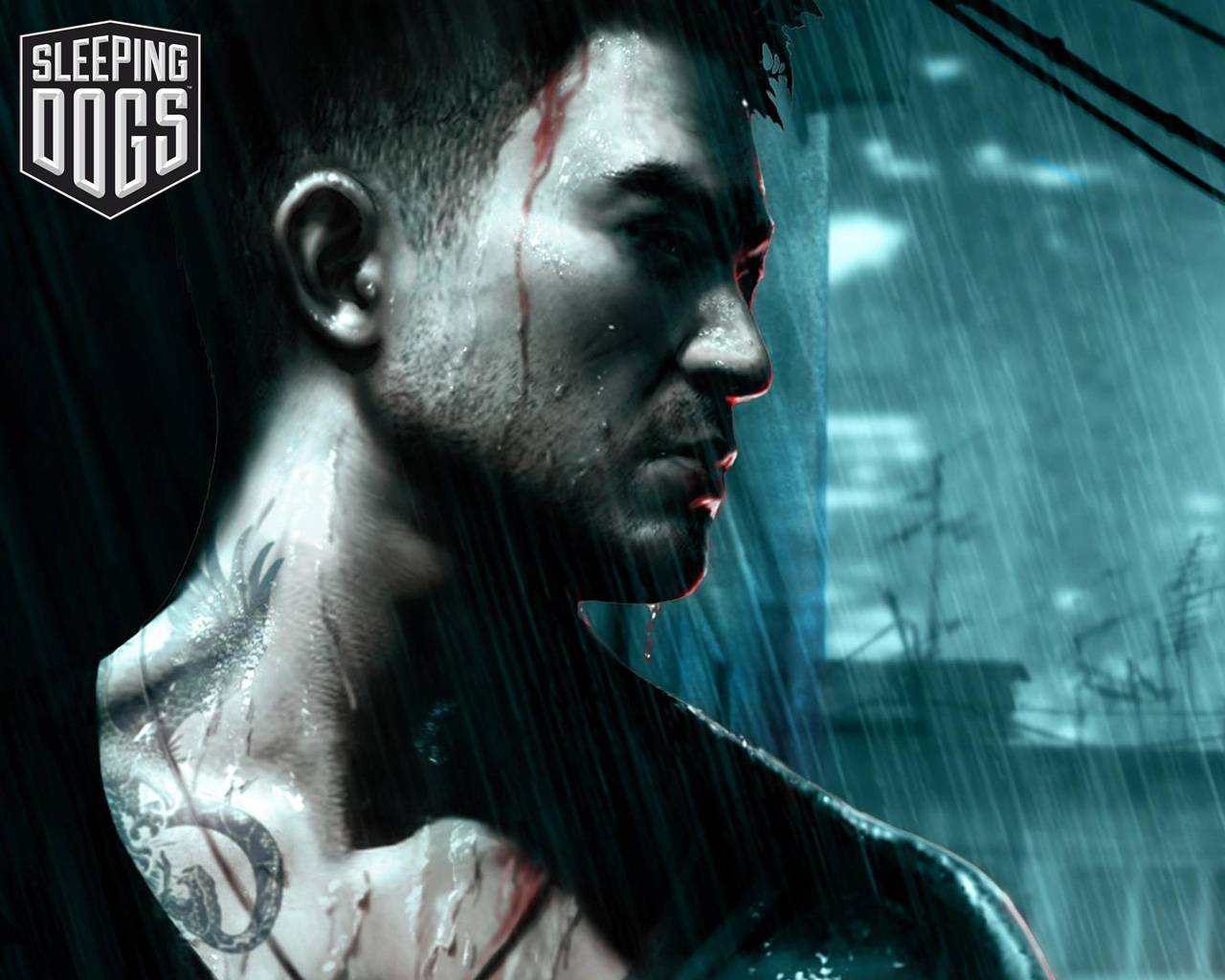 Sleeping Dogs Wallpapers in HD GamingBoltcom Video 1280x1024