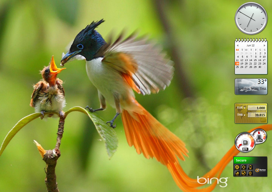 Bing Wallpaper Changes Daily Automatically Wallpapersafari