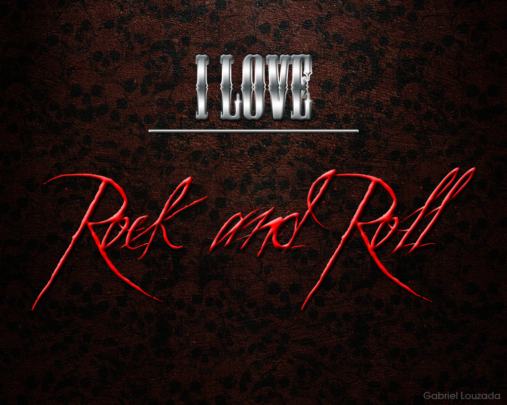 47 Rock And Roll Wallpapers On Wallpapersafari