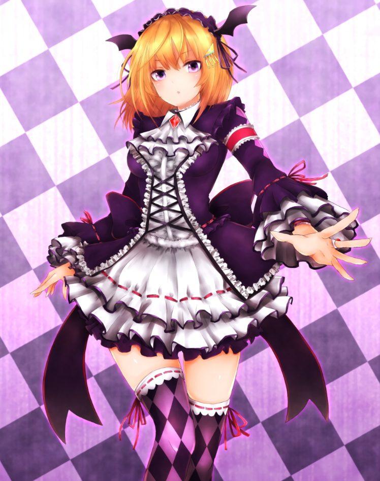 pink eyes Anime Anime girls Phantasy Star Online 2 Dress 748x948