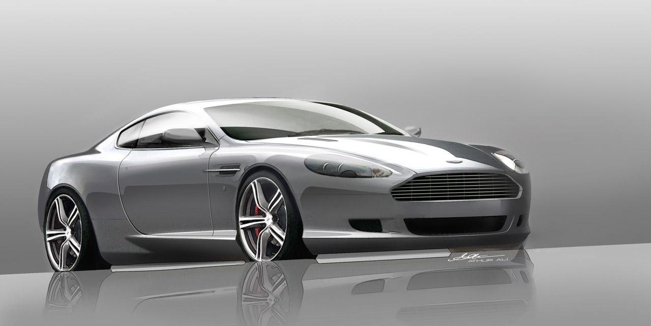 Aston Martin DB9 Wallpapers Beautiful Cool Cars Wallpapers 1280x641
