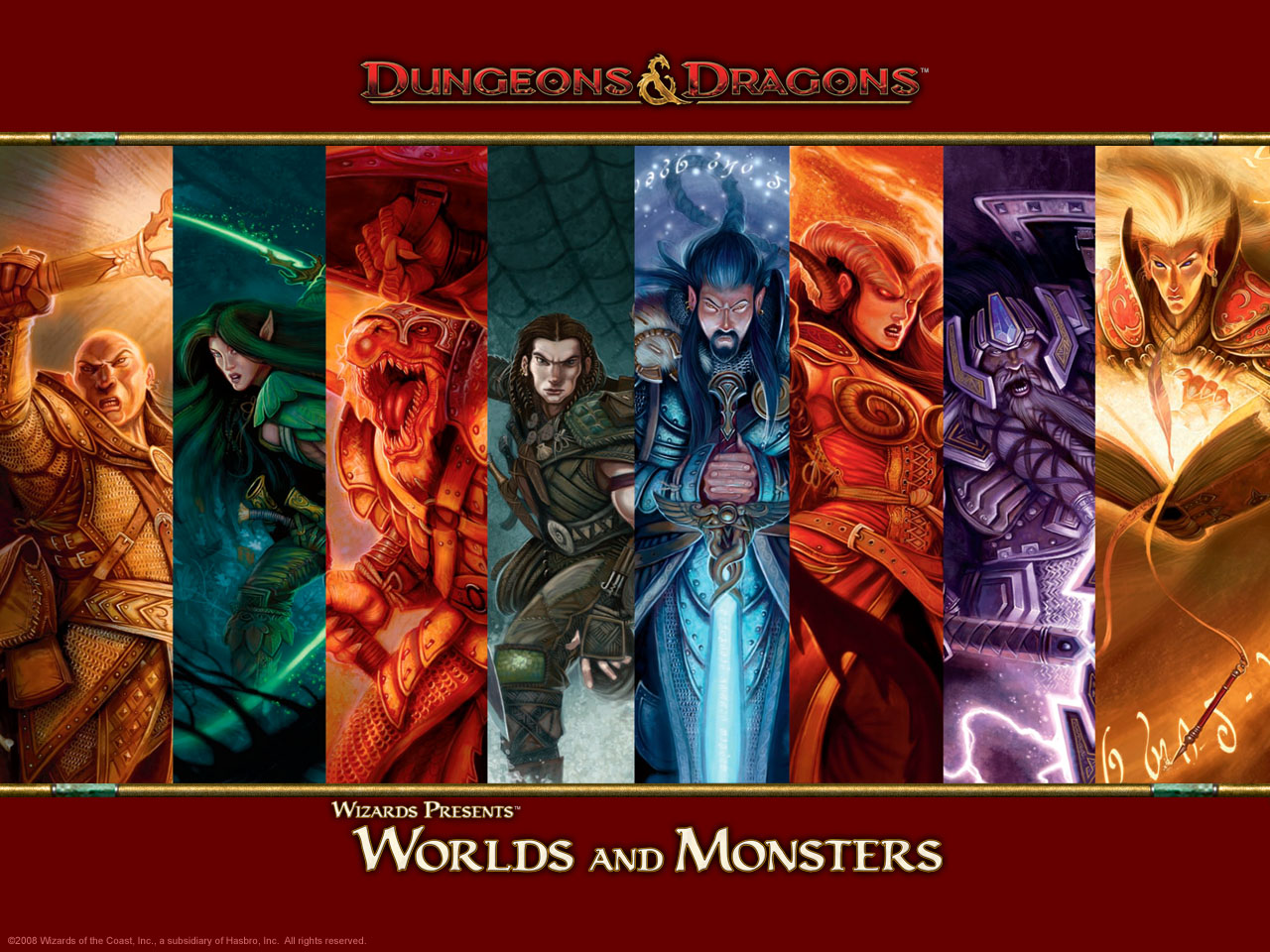 Dungeons and Dragons HD Wallpapers 1280x960