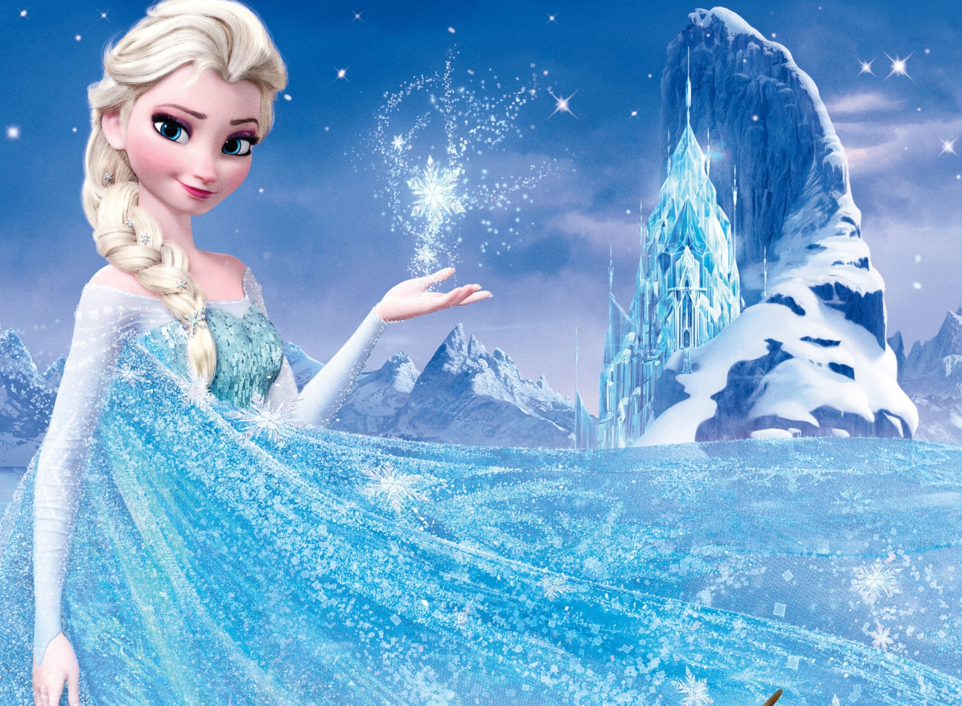 Frozen Walt Disney   Fondos de pantalla gratis para Sony Tablet S 3G 1920x1408