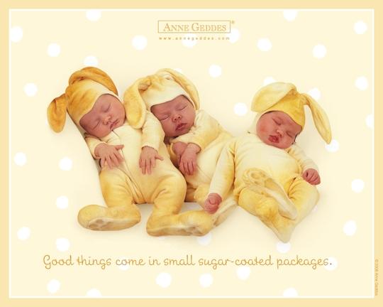 Free Easter Baby Wallpaper Wallpapersafari