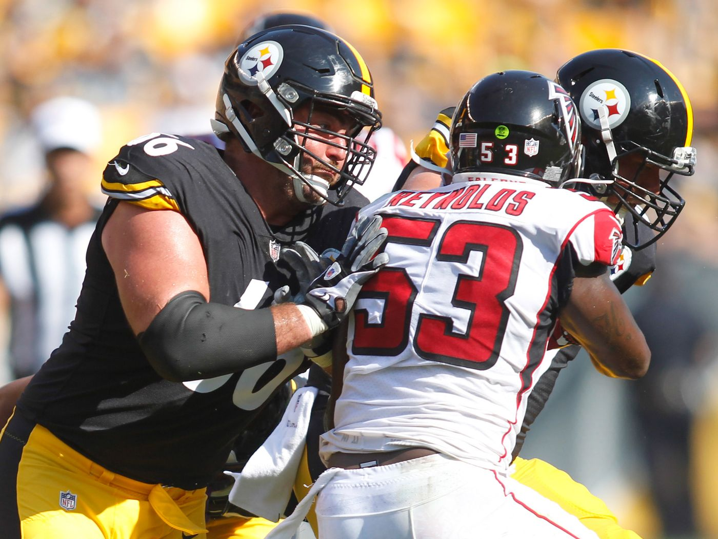 David DeCastro sees linemen looking like sumo wrestlers with new 1400x1050