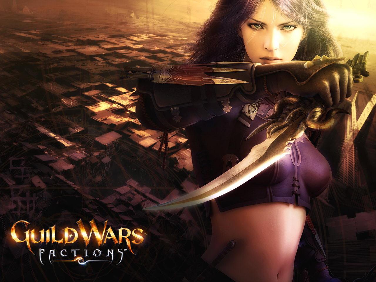 Assassin   Guild Wars Factions 1280x960
