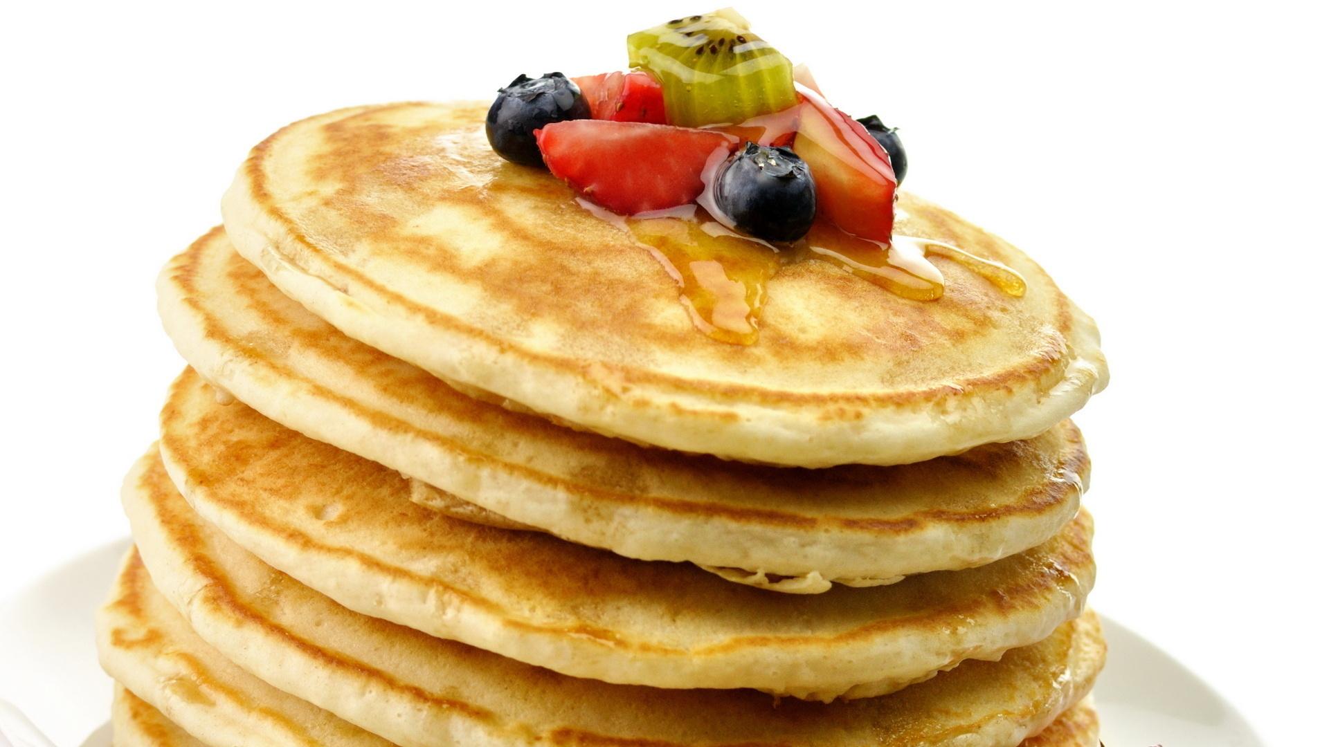Pancakes Wallpaper 40416 1920x1080px 1920x1080