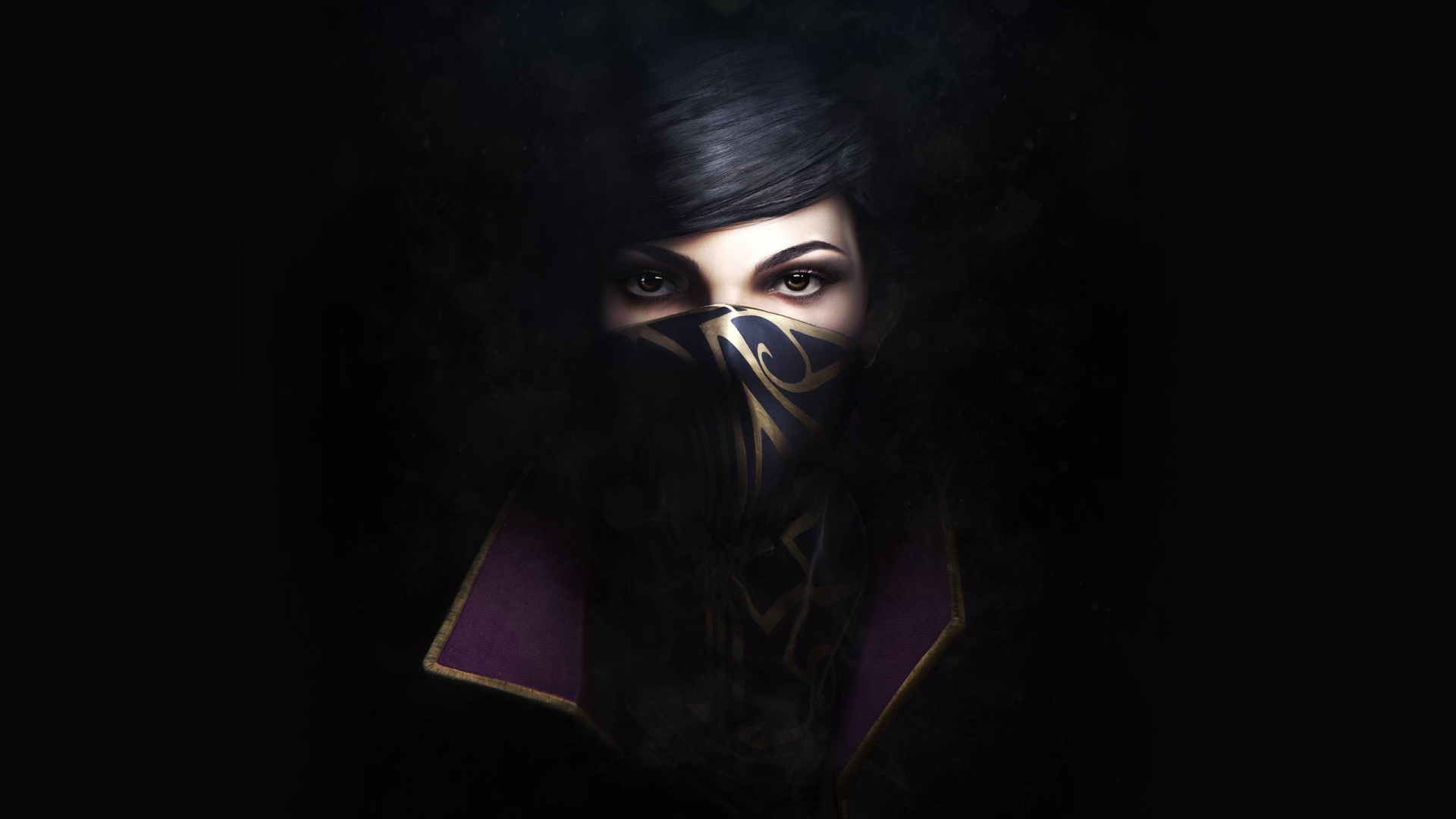 Dishonored Dishonored 2 Emily Kaldwin Stealth HD Wallpaper 1920x1080