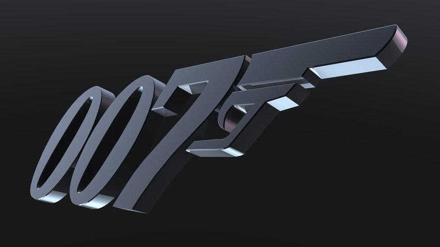 logo 007 3D 900x506