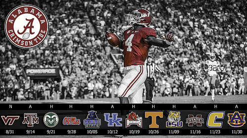 Are 3 Beautiful Schedule PostersWallpapers For Every Single FBS Team 500x281
