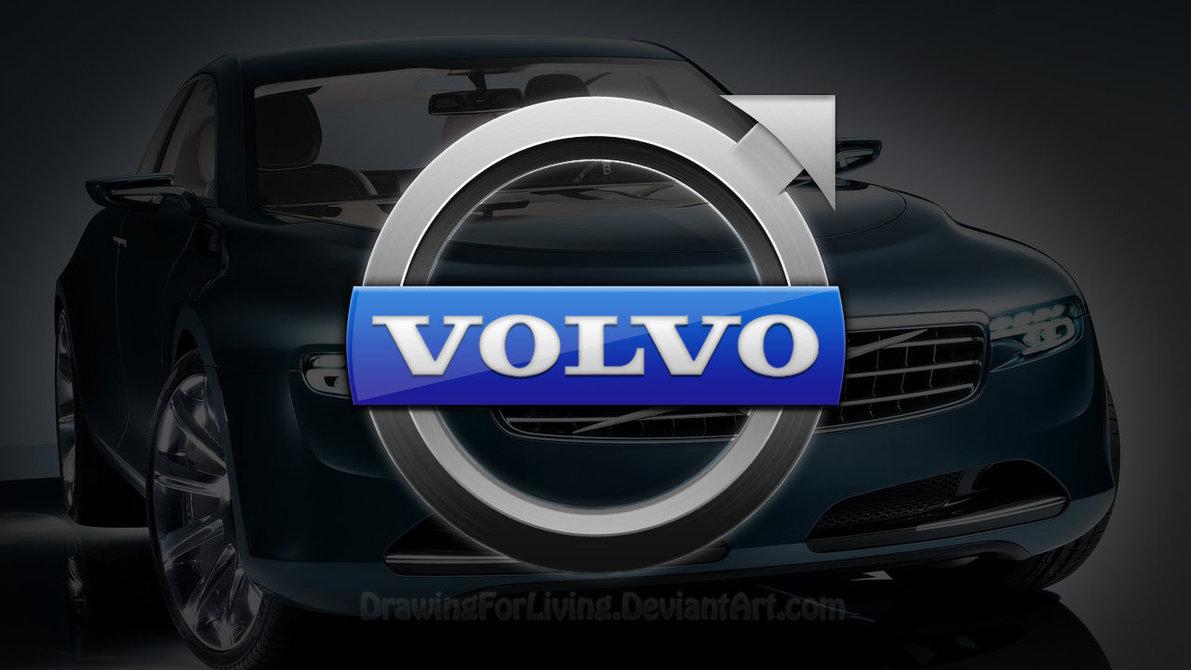 Volvo Logo Desktop Wallpaper 08565   Baltana 1191x670