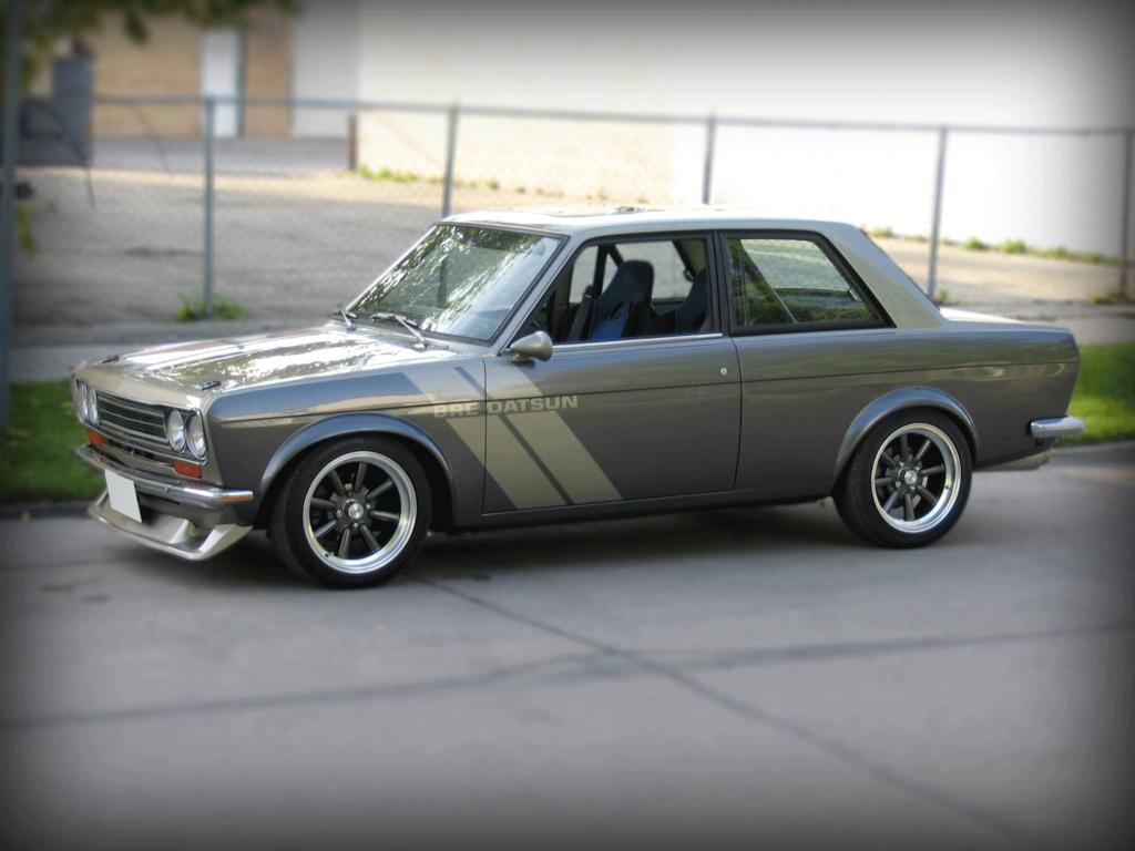 Datsun 510 Wallpapers 1024x768