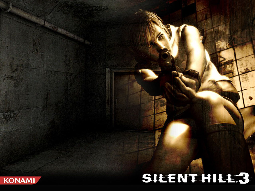 Silent Hill 3 Wallpapers   Silent Hill Memories 1024x768