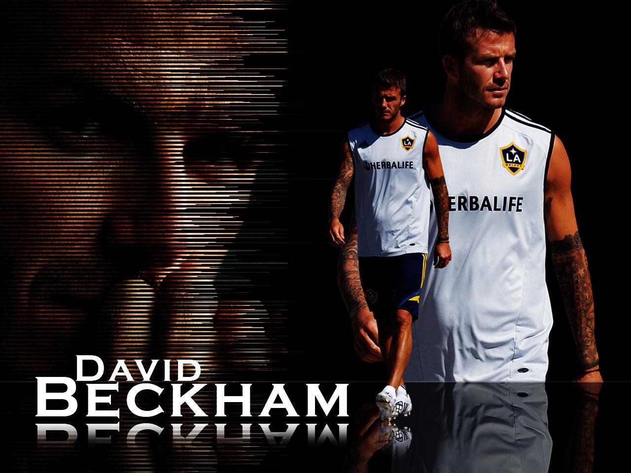 ALL FOOTBALL STARS David Beckham Wallpapers 1280x960
