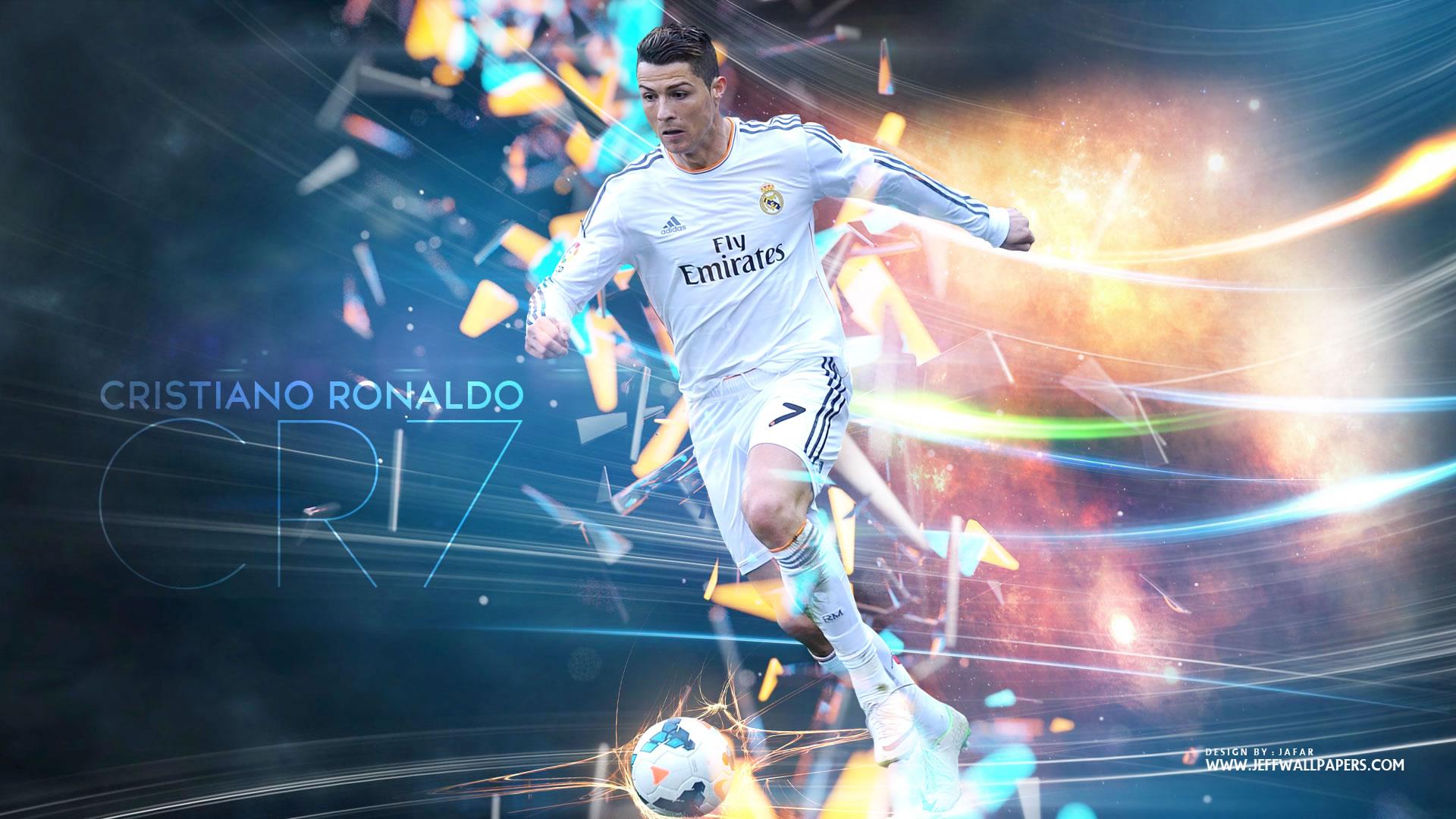 CR7 wallpaper by Jafarjeef   Cristiano Ronaldo Wallpapers 1920x1080