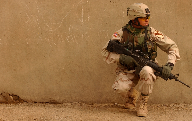 American Soldiers Wallpaper 64633