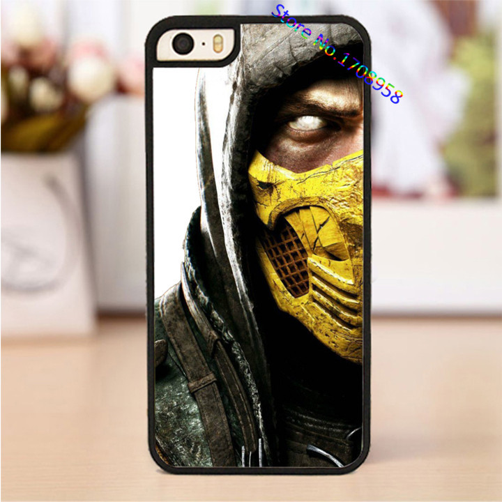 Mortal kombat moda original del telfono celular caso de la cubierta 720x720