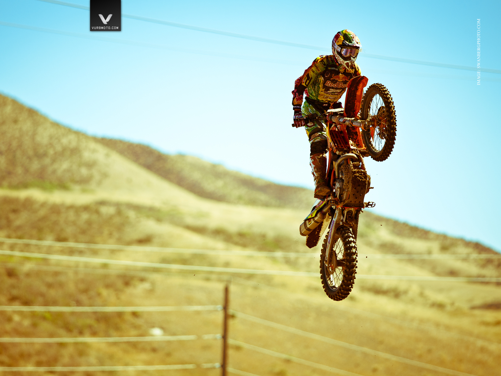 Motocross wallpaper 1600x1200 47795 1600x1200