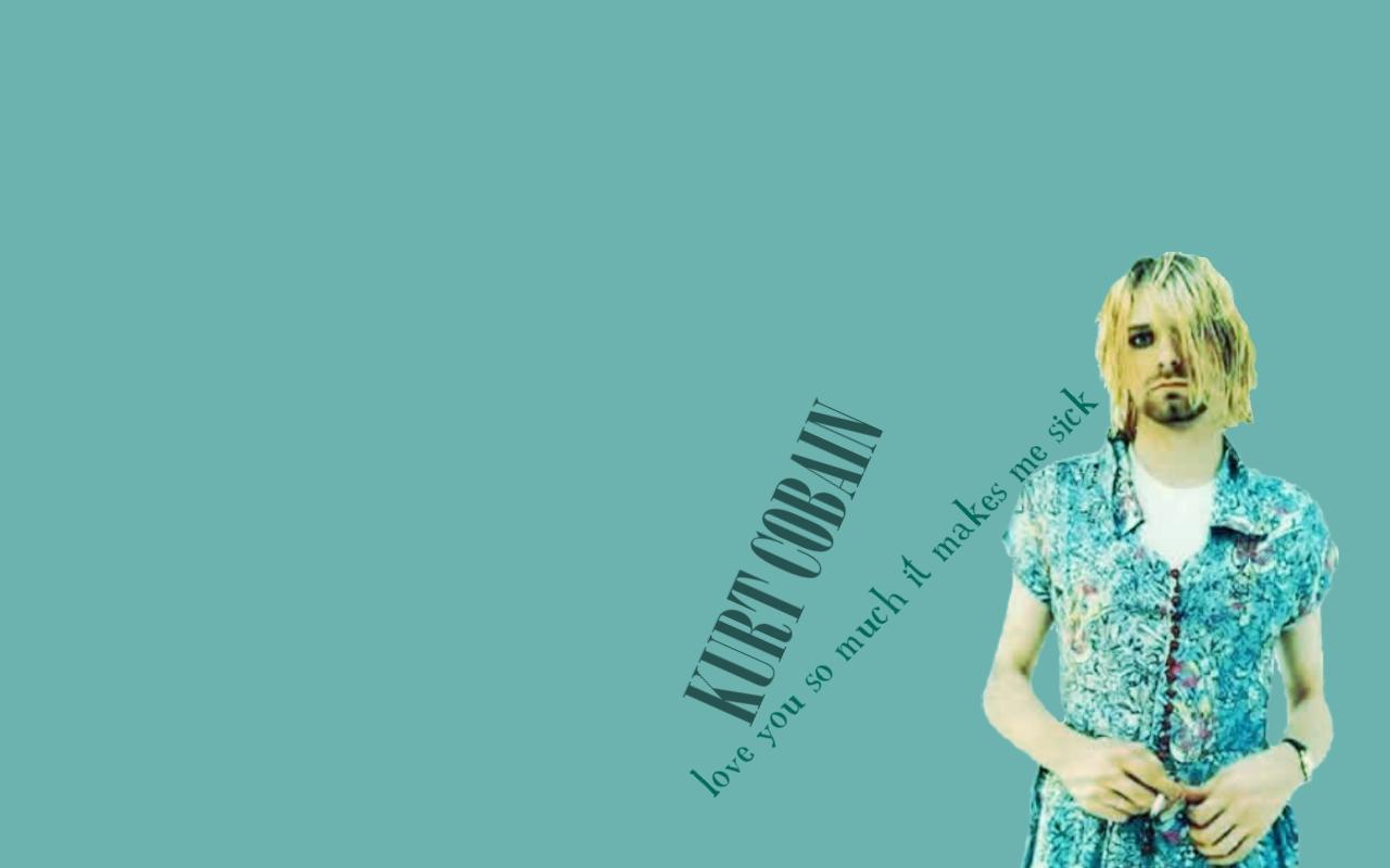 nirvana kurt cobain HD Wallpaper   Music Dance 853844 1280x800