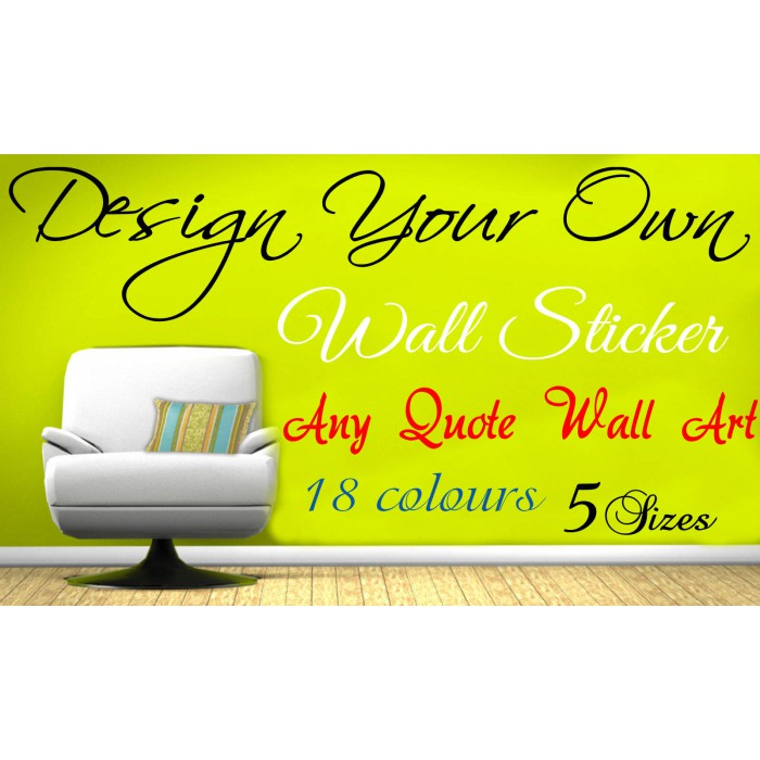 Design Your Own Wall Letters PC Android iPhone and iPad Wallpapers 700x700