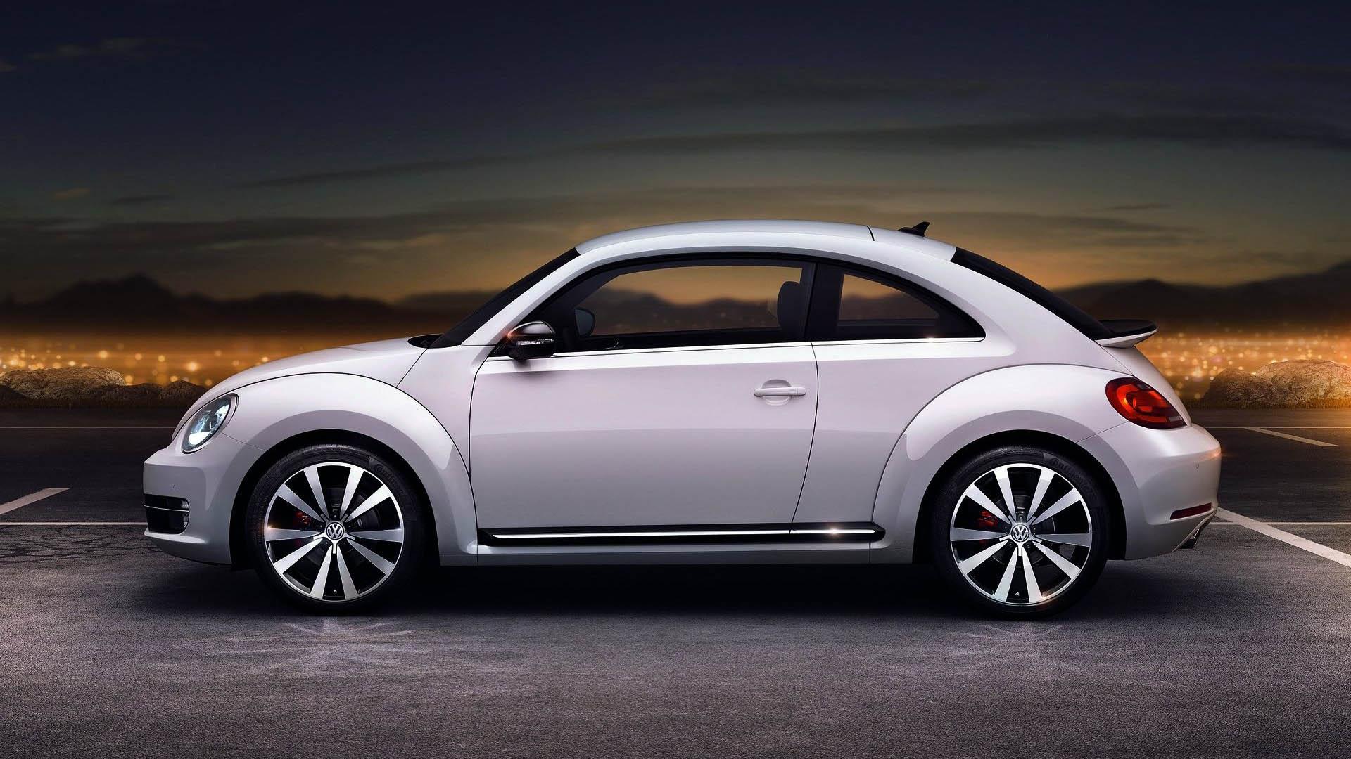 Volkswagen Beetle 2012 Wallpaper 4 1920x1080