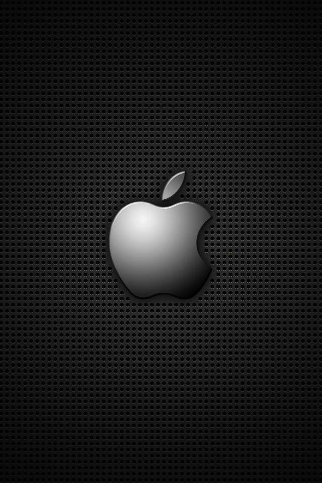 Apple original iphone 3g wallpapers wallpapersafari - Original apple logo wallpaper ...