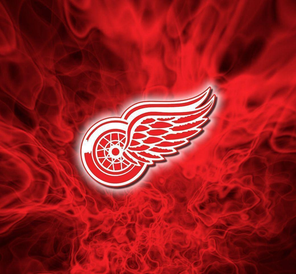Free Download Red Wings Wallpapers 1040x960 For Your Desktop
