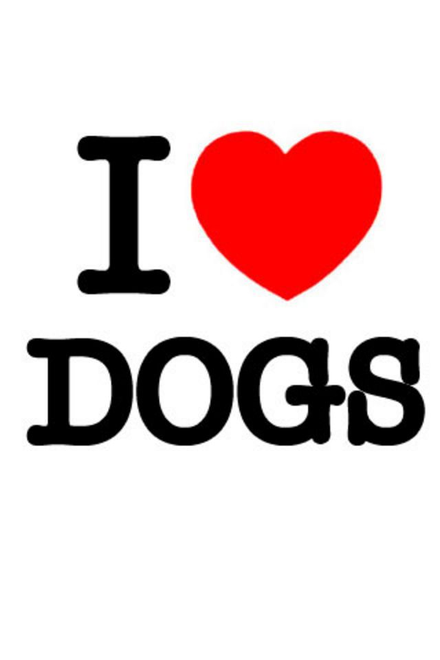 Love Dogs Quotes Wallpaper : I Love Dogs Wallpaper - WallpaperSafari