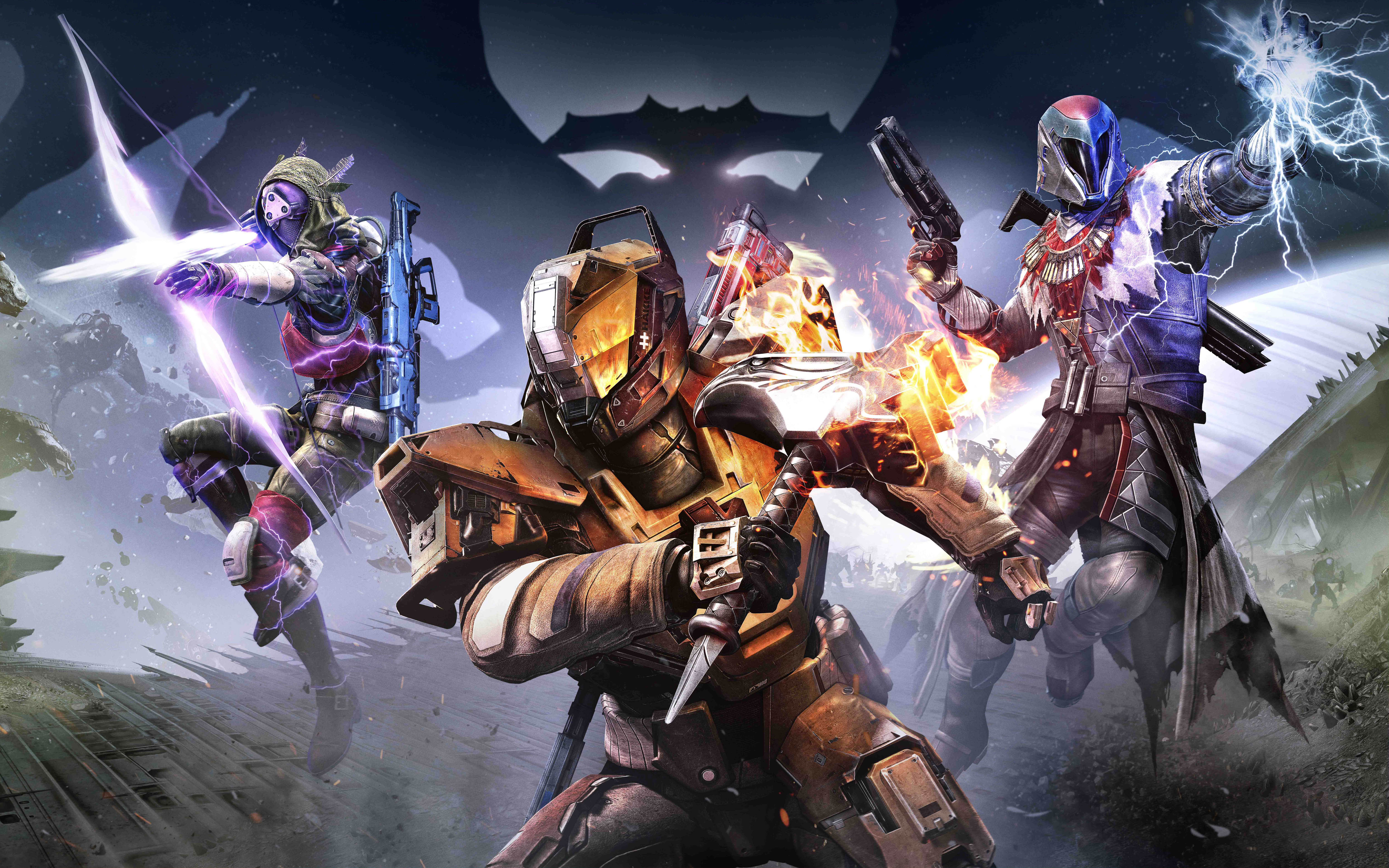 379 Destiny HD Wallpapers Background Images 7680x4800