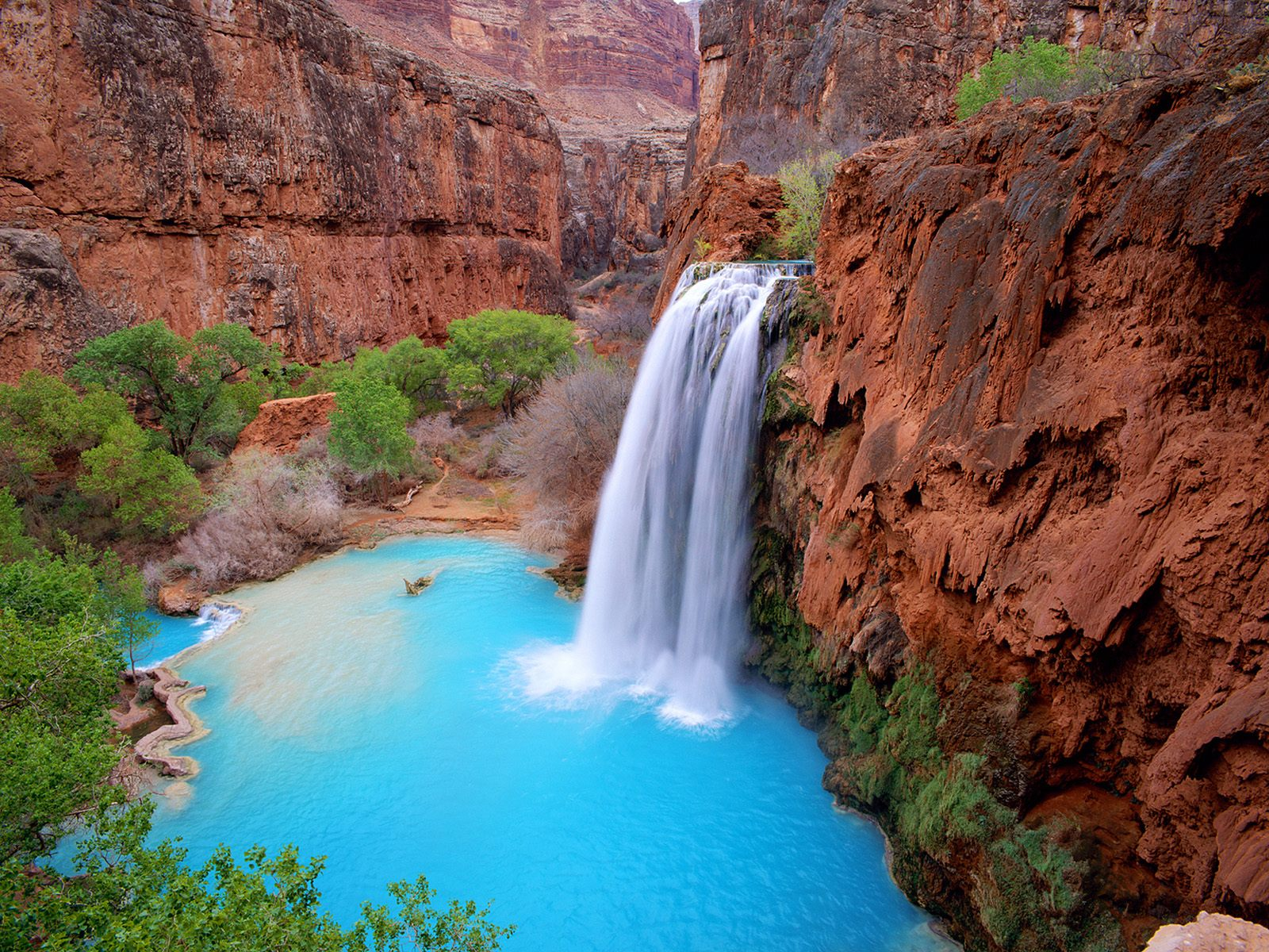 Havasu Falls Arizona Wallpapers HD Wallpapers 1600x1200