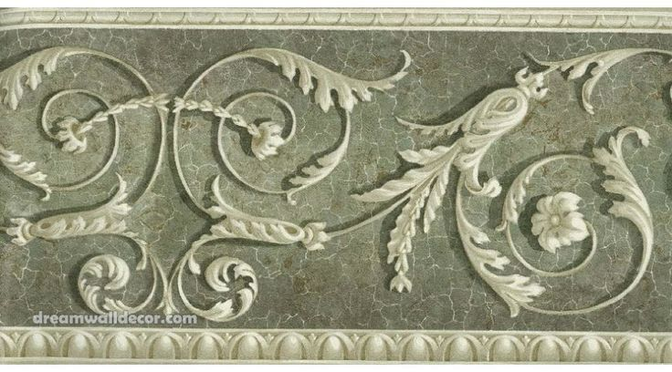 by Suzanne Ubick on House Wallpaper Borders and Friezes Pinter 736x408