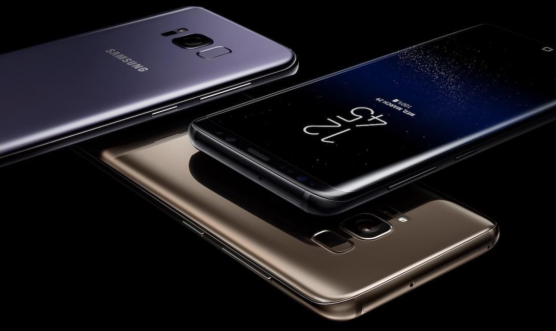 Samsung Galaxy S8 Wallpaper Dual Kamera Daydream und mehr 1085x646