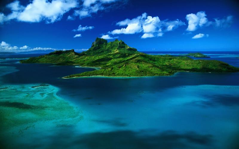 HD Caribbean Isl Wallpaper Download   88146 800x500