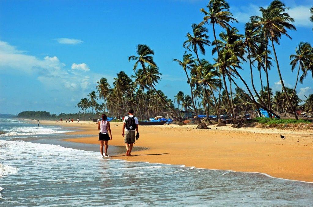 Goa Beach HD Wallpapers GOA 1024x680