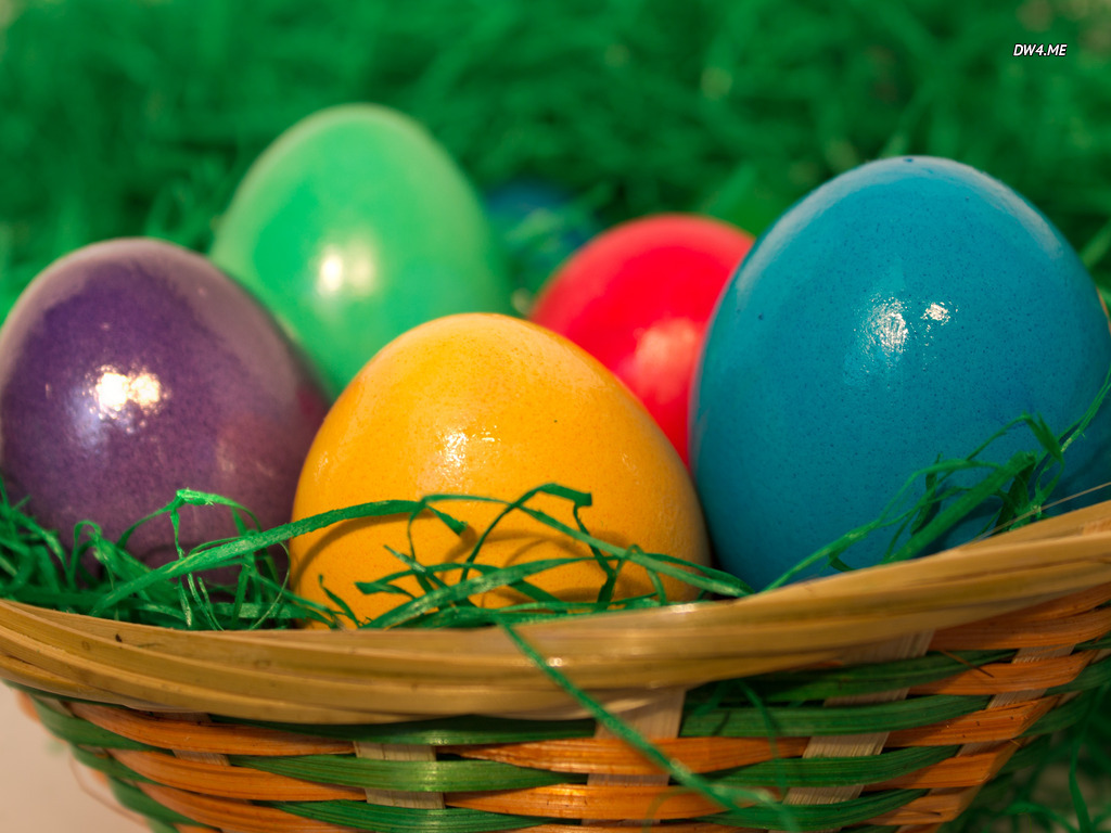 Easter eggs wallpaper   Holiday wallpapers   1342 1024x768