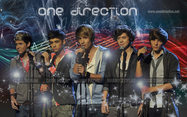 One Direction Wallpapers PC 600x375
