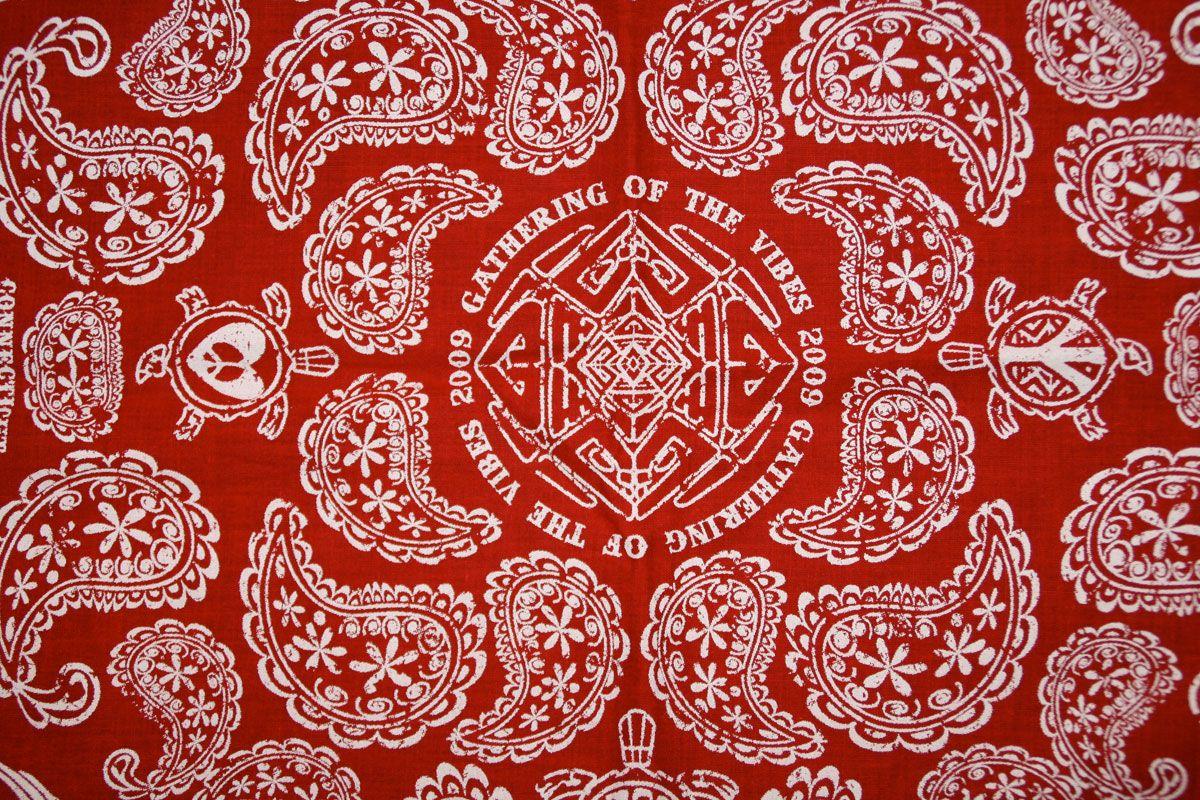 Red Bandana Wallpapers 1200x800