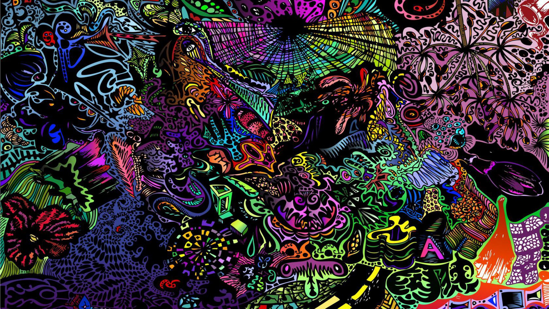 Trippy Wallpapers Hd Space High Definition Unique Hd Wallpapers 1920x1080
