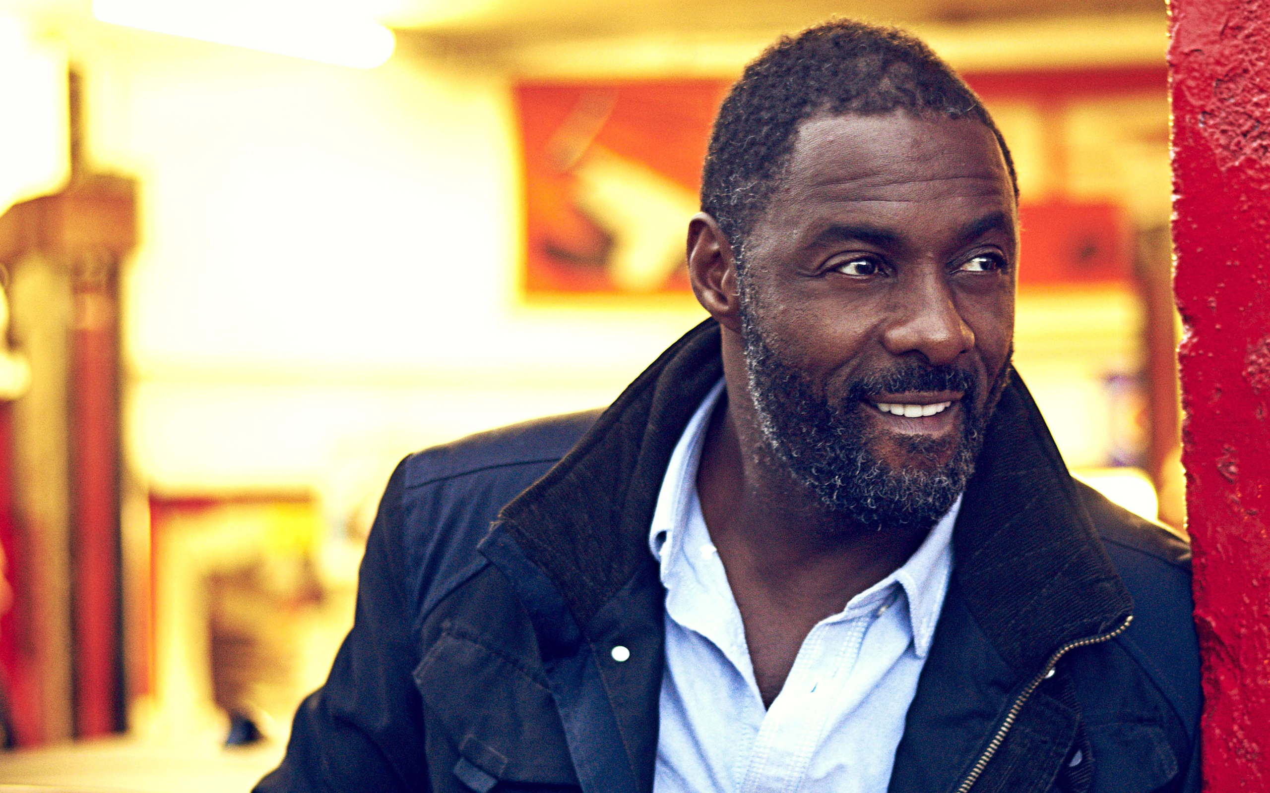 Idris Elba HD Wallpaper Background Image 2560x1600 ID495813 2560x1600