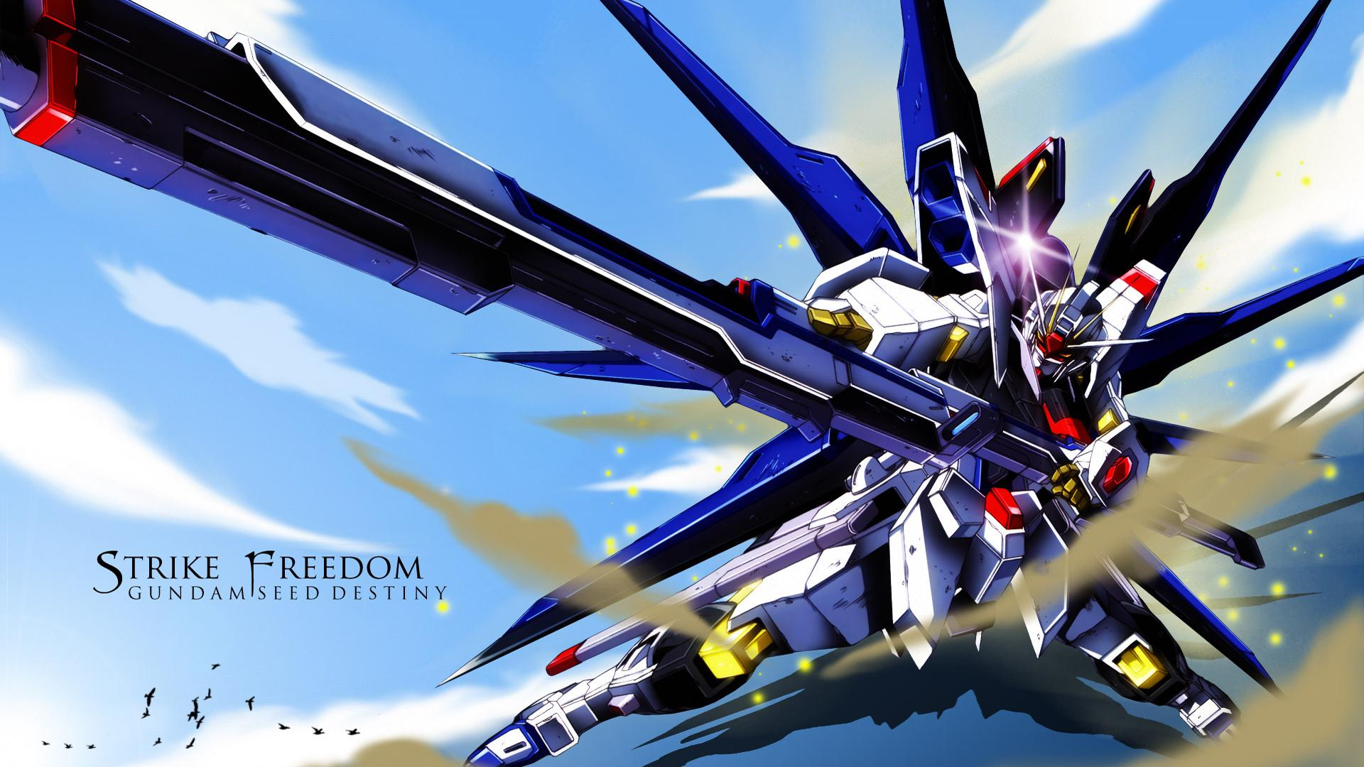 Download Gundam Seed Destiny Myspace Wallpaper 1920x1080 Full 1920x1080