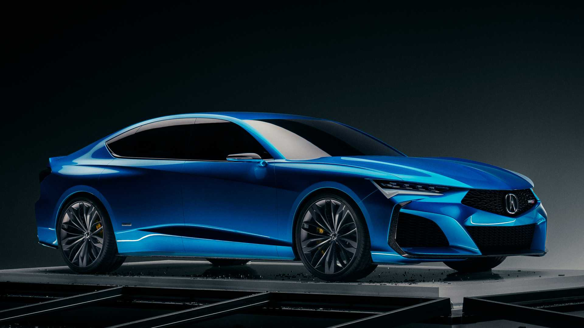 Acura Type S Concept Debuts As Sporty Vision Of Four Door Future 1920x1080