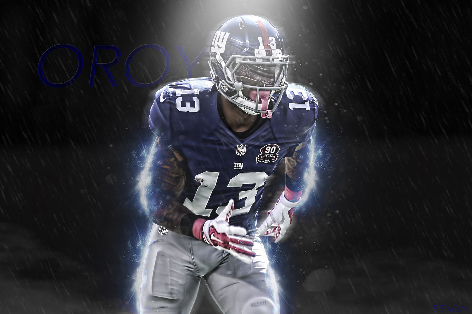 Odell Beckham Jr Wallpaper 1600x1067