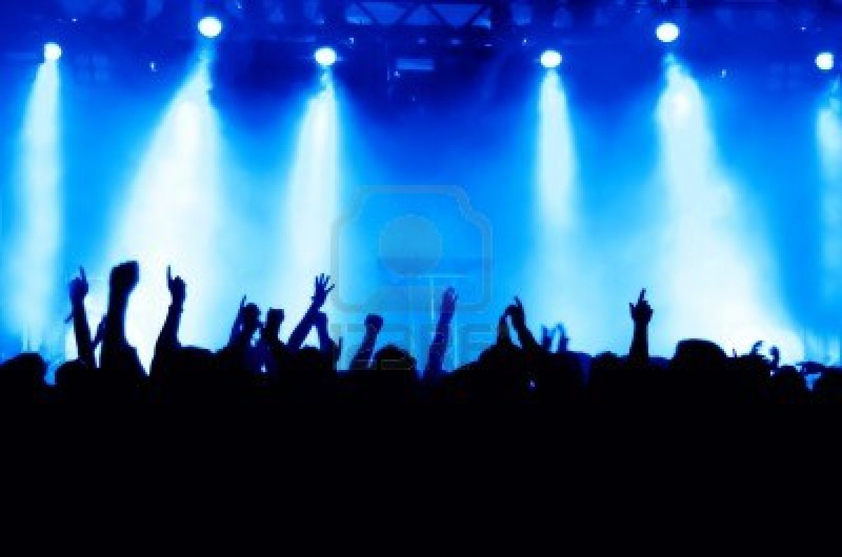 Rock Concert Lights Wallpaper Concert stage 1200x795
