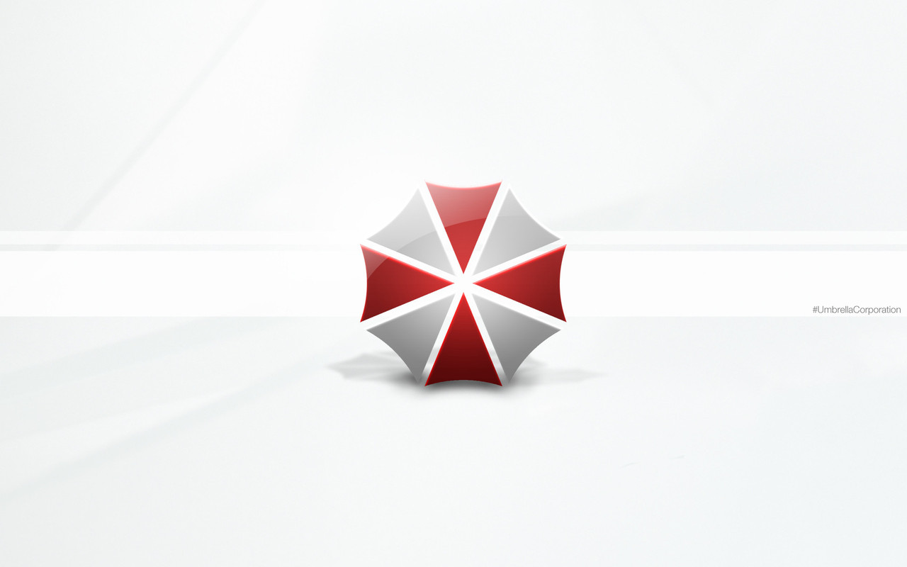 Umbrella Corporation Logo HD Wallpapers Download Wallpapers in HD 1280x800
